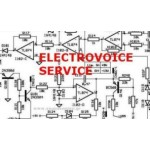 ELECTROVOICE δωρεάν service manuals
